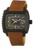 Diesel Men's Grey Dial Brown Leather DZ1349