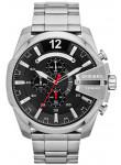 Diesel Men's Mega Chief Chronograph Black Dial Watch DZ4308