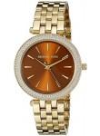 Michael Kors Women's Darci Gold-Tone Watch MK3408