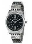 Pulsar Women's Silver Dial Silver Tone Watch PG2011