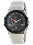 Maserati Men's Potenza Stainless Steel Black Dial Watch R8853108001