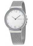 Skagen Women's Freja Silver Dial Mesh Watch SKW2380