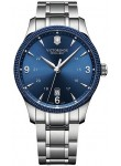 Victorinox Men's Alliance Blue Dial Stainless Steel Watch 241711