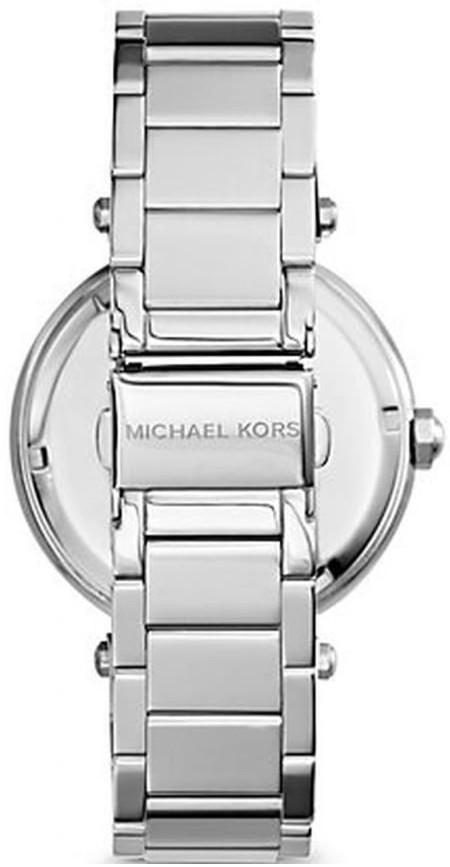 96a762b22445 Michael Kors Women s Parker Crystal Pave Dial Watch MK5925