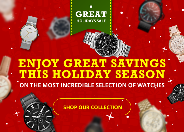 holiday watch deals