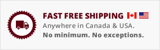 Free Shipping to US and Canada